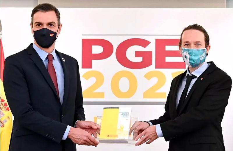 Los 'ricos' sólo pagarán el 10% del 'atraco fiscal' del Gobierno PSOE-Podemos