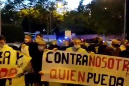 «Madrid será la tumba de los menas»: las protestas contra las brutales agresiones en San Blas