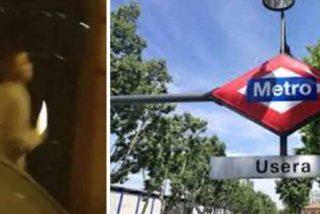 Espeluznante: graban un asesinato salvaje a puñaladas en el barrio de Usera