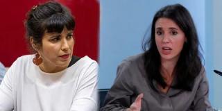 La guerra feminista en Podemos entre Rodríguez y Montero esconde el control de 1,7 millones de euros
