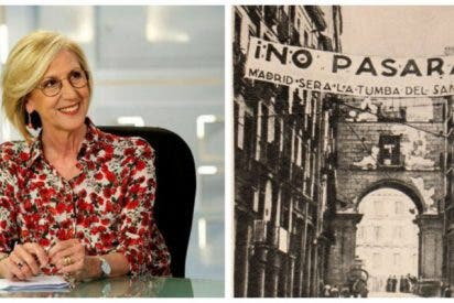 """El vaticinio de Rosa Díez que provoca escalofríos en Moncloa: """"Madrid será la tumba del sanchismo"""""""
