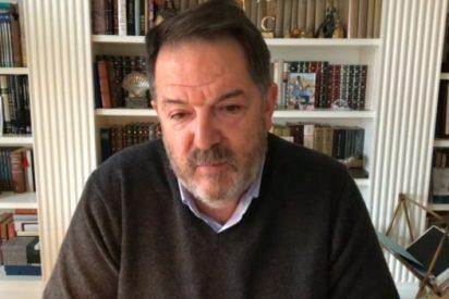 """Bieito Rubido: """"Hay cierto periodismo instalado en el nihilismo del columnismo pijo madrileño"""""""