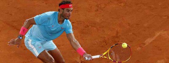 Rafa Nadal derrumba los sueños del joven Sinner en Roland Garros