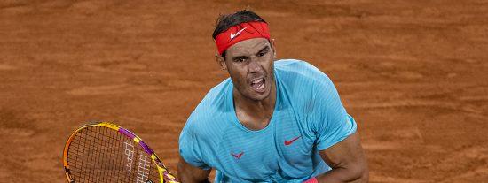 Rafa Nadal se venga del Peque Schwartzman y está a una victoria de su XIII Roland Garros