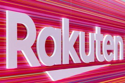 La japonesa Rakuten lanza el primer móvil con cámara frontal incorporada en la pantalla