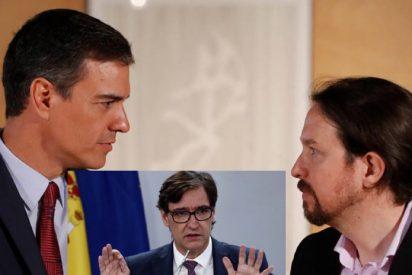 """Carlos Dávila: """"Anatomía de tres chulos llamados Sánchez, Iglesias e Illa"""""""