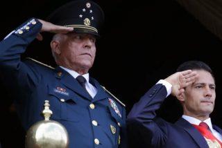 Detenido en EEUU por narcotráfico el exsecretario de Defensa del expresidente de México