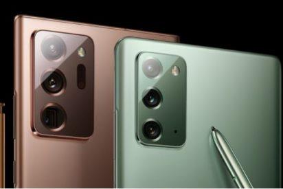 Diferencias entre el Samsung Galaxy Note 20 y el Note 20 Ultra