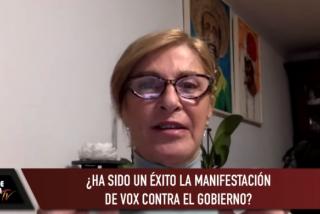 """El Minuto de Oro de Carmen Tomás: """"Sánchez no pisa ni un hospital por miedo a los abucheos"""""""