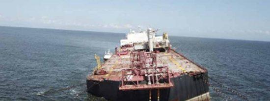Un buque venezolano se hunde en el Caribe con más de un millón de barriles de petróleo