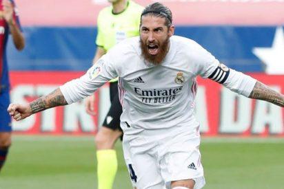 El Real Madrid resurge de sus cenizas y derrota al Barça en el Camp Nou (1-3)
