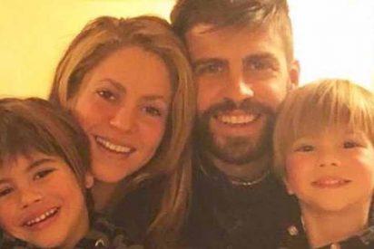 La familia Piqué Mebarak tiene un nuevo integrante y Shakira lo presenta en Instagram