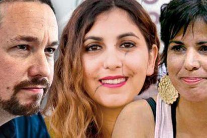 Aparte de purgada, hostigada: Podemos usa el panfleto de Dina para acosar a Teresa Rodríguez