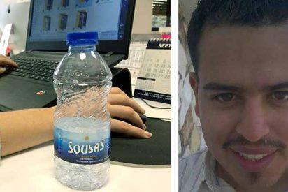 """Lo condenan por """"venganza sexual"""": Metía semen en la botella de agua de su compañera de trabajo"""