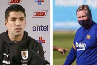 Cloacas blaugranas: Suárez desvela otra humillación que le infligió Koeman para obligarlo a irse del Barça
