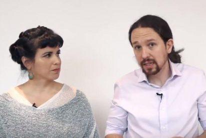 ¡Vuelan las facas en Andalucía! Iglesias se venga de Teresa Rodríguez con su expulsión del Grupo de Podemos