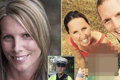 """""""La he cagado"""": El policía casado que estranguló a su amante en el Reino Unido se quiebra"""