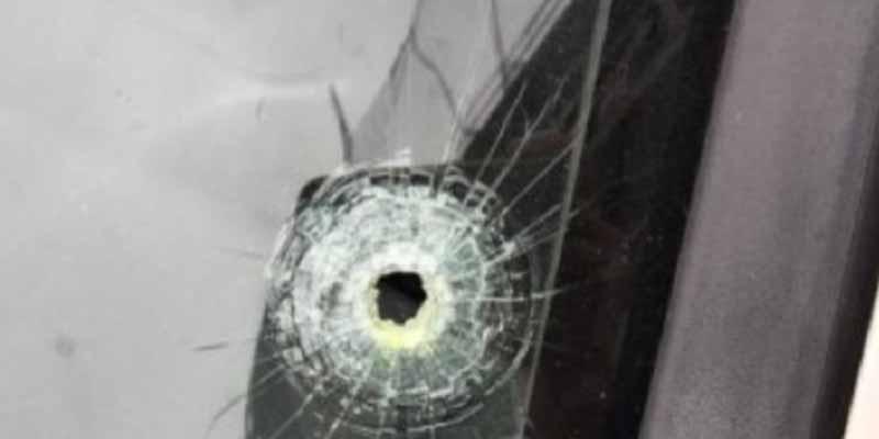 Pasan en una moto y tirotean los coches patrulla de la Policía Local de Ceuta