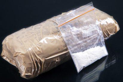 Pierde en el tren una bolsa con 40.000 euros en cocaína y llama a la Policía para encontrarla