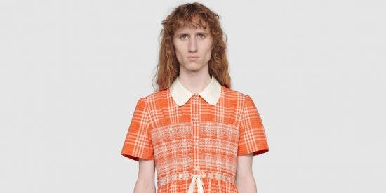 Moda y Sexo: Gucci lanza este vestido para hombre por 2.500 euros para combatir 'estereotipos tóxicos'