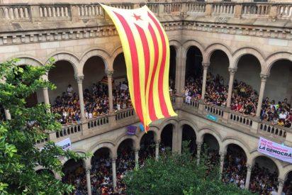 La Universidad de Barcelona, condenada por su apoyo a los golpistas catalanes del 'procés'