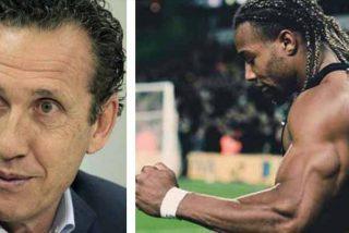 """Jorge Valdano sobre Adama, 'el cachas' de la selección: """"Nunca vi un jugador tan fuerte, da miedo chocar con él"""""""