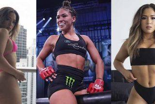 Valerie Loureda, la luchadora de MMA que también golpea con su brutal twerking