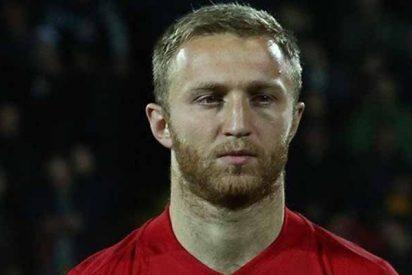 El capitán de la selección de Armenia de fútbol rechaza un nuevo contrato por irse a la guerra
