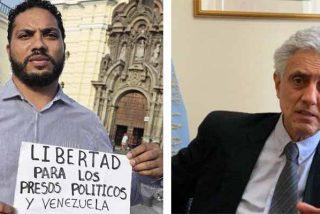 """Un ex preso político venezolano al embajador de Argentina en la OEA: """"¿Qué tienen que ver las sanciones con meter electricidad en los senos a una mujer?"""""""