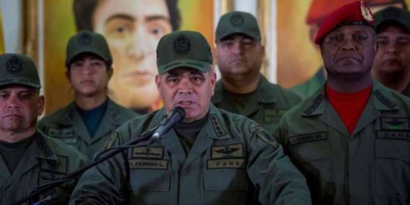 Un general venezolano se pronuncia contra las torturas, violaciones y abusos sexuales chavistas