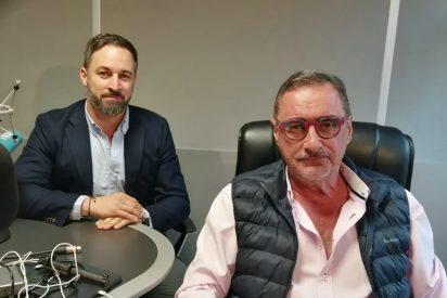 Carlos Herrera la lía: revela un dato sobre el futuro de Abascal y Vox que deja temblando al PP