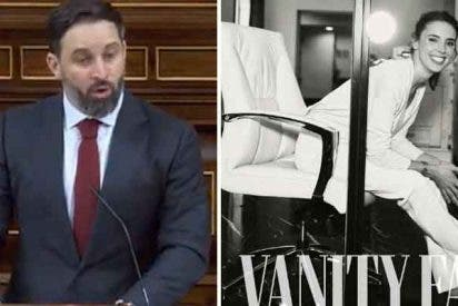 """Abascal: """"El coste del Ministerio de Igualdad es de 180 millones. La portada de 'Vanity Fair' más cara de la historia"""""""