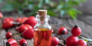 Aceite de rosa mosqueta propiedades cosméticas