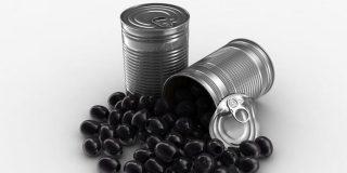 La peligrosa sustancia que contienen las aceitunas negras en lata que perjudica tu salud