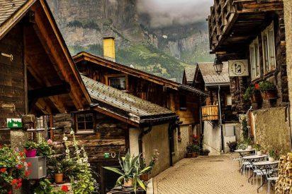 Albinen, el pueblo más bonito de Suiza, ofrece hasta 70.000 euros a las familias que se vayan a vivir allí
