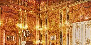 Encuentran un barco nazi que podría ocultar el tesoro de la Cámara de Ámbar, la 'octava maravilla del mundo'