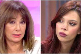 Zasca épico de Ana Rosa Quintana a Alejandra Rubio: la hija Terelu Campos no levanta cabeza