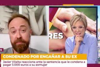 Javier Vilalta: «Me casé siendo heterosexual y descubrí que era gay después»