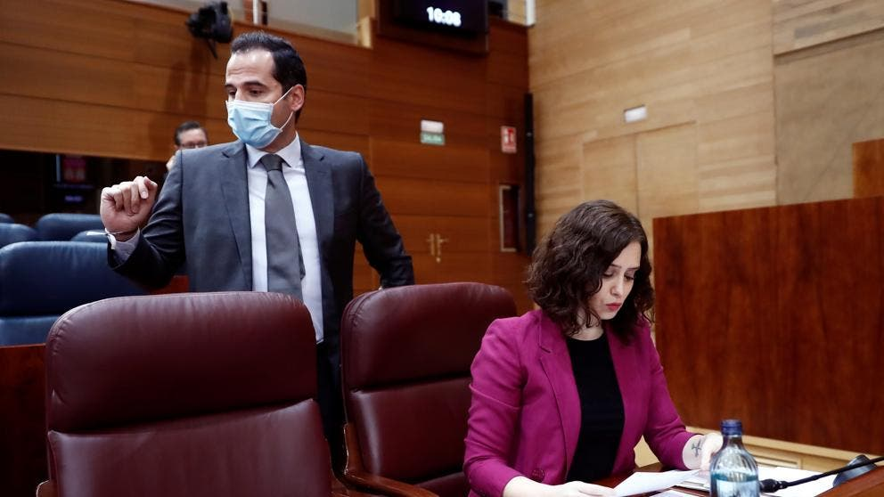 Losantos filtra detalles del pacto secreto del PSOE y la traición de Ciudadanos para echar a Ayuso