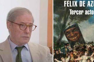 """Entrevista a Félix de Azúa: """"Es lógico que el Gobierno quiera destruir la herencia de la Transición: la mitad son políticos peronistas, chavistas e incluso leninistas"""""""