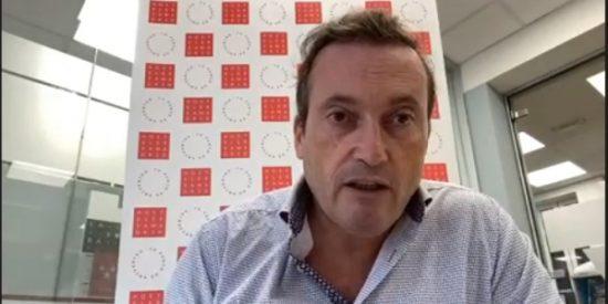 """Juan José Blardony (Hostelería Madrid): """"Estamos en la ruina, las medidas que toman son puro postureo"""""""