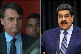 """Brasil asusta a Maduro con la """"Operación Amazonas"""", sus ejercicios militares en la frontera con Venezuela"""