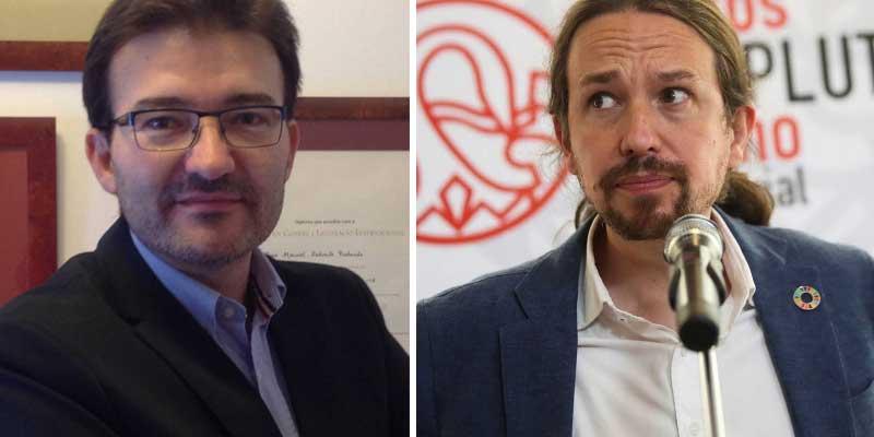 Iglesias no gana para reveses judiciales: Podemos asume que el despido de Calvente fue improcedente