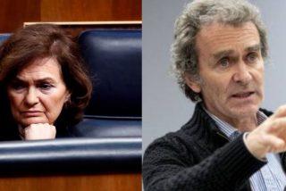 El 'Financial Times' machaca a Fernando Simón y a Carmen Calvo y los acerca al banquillo de los acusados