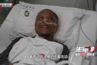 Tras 5 meses, reaparece el médico chino que se volvió negro con el tratamiento de la Covid-19