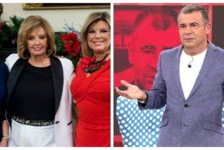 Que no nos cuenten historias: Las Campos se han reído de Jorge Javier Vázquez y de todo Telecinco