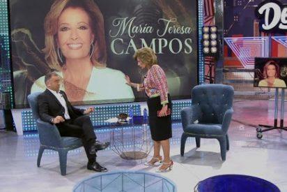 ¿María Teresa Campos estafó al 'Deluxe' o fue Jorge Javier el que metió la pata?
