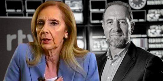 """Carmen Sastre, la periodista que denuncia la manipulación en TVE: """"Enric Hernández no exige profesionalidad sino lealtad política"""""""