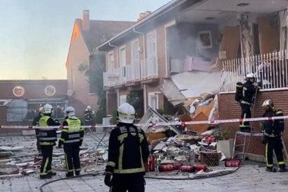 La Guardia Civil detiene a una pareja por explosionar una casa en San Martín de la Vega cocinando cocaína
