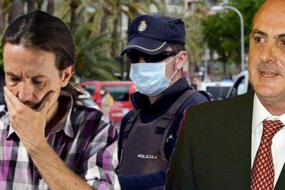 La Policía tumba el 'bulo' de Iglesias: las amenazas al juez del 'Caso Dina' no son de «la extrema derecha»